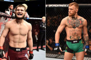 McGregor vs Khabib en streaming
