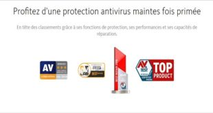 récompenses antivirus Avira