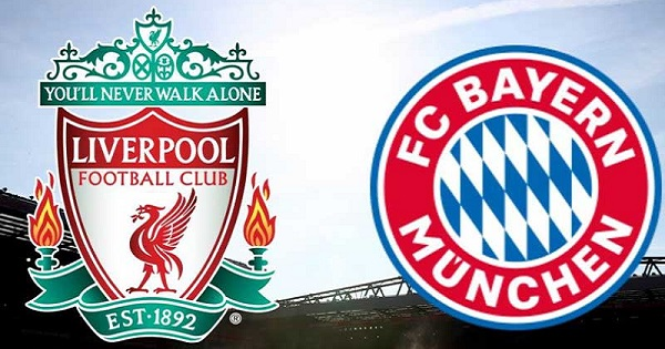 regarder liverpool bayern munich