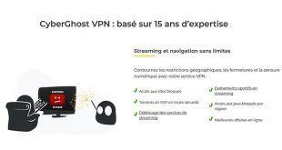 Pourquoi choisir CyberGhost